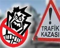 Ankara trafik kazas�: 1 �l�