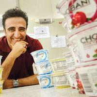 Chobani Yoghurt'la birinciliğe