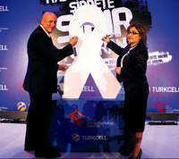 Turkcell'den �iddete 'hay�r' kampanyas�
