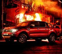 Ford Ranger yılın 'Pick-Up'ı seçildi