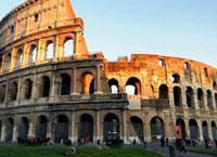 Roma'da yeni y�l ba�kad�r!