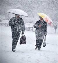 kar hava durumu Meteoroloji