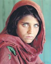 'Afgan k�z�' foto�raf� rekor fiyata sat�ld�