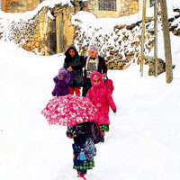 6 ilde okullara kar tatili