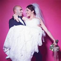 Aylin Kontente Alper Kul evlilik nikah