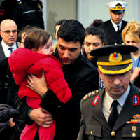 Elif Zeynep bebek TSK'ya emanet