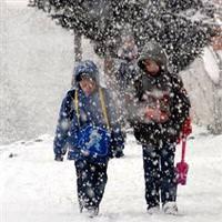 Okullarda kar tatili olan iller