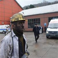 Zonguldak degaj i�ci kuyu Maden Oca��