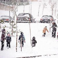 kar tatili �stanbul okul 9 Ocak �ar�amba