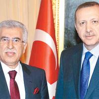 AK Parti'nin son oy oranlar�n� a��klad�