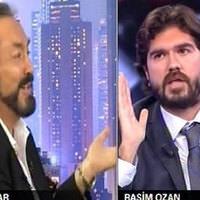 Adnan Oktar ile Rasim Ozan kapıştı