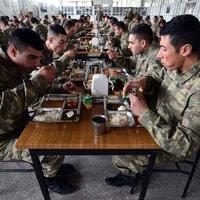 Sözleşmeli askere süper maaş