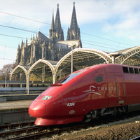 Tren ile Avrupa turu