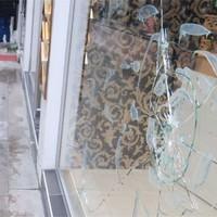 Samsun'daki olaylar en �ok esnaf� etkiledi