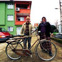 20 yıl önce çalınan bisiklet notla geldi