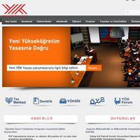 Y�K'�n internet sayfas� yenilendi