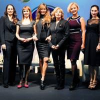 Türkiye'yi büyüten kadın liderler buluşması