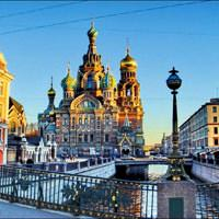 St. Petersburg'un tarihi s�rlar�