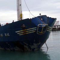�nebolu Liman� gemi kazas�