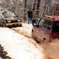 Karacabey'de off-road heyecan�