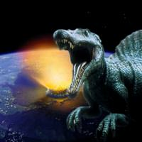 'Kuyruklu y�ld�z d��t� dinozorlar yok oldu'