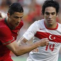 Ronaldodan Ardaya büyük jest