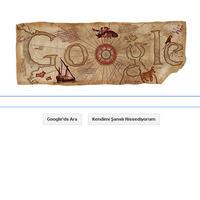 Piri Reis google oldu