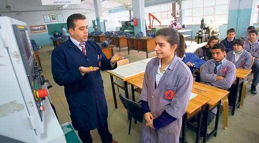 50 teknik öğretmene mühendislik müjdesi