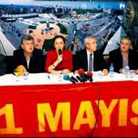 """""""Taksim'i kapatma karar� siyasi"""""""