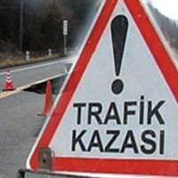 Ankara'da trafik kazas�: 4 �l�
