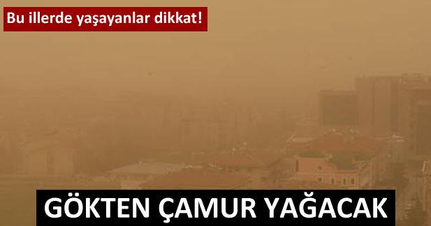 Meteoroloji'den toz uyarısı font color=redHARİTALI/font