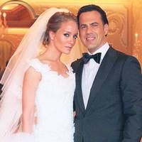Bade ��cil Bade ��cil evlendi Malko� Sualp nikah evlilik d���n