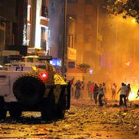Gezi Park� olaylar�nda karanl�k tahrik