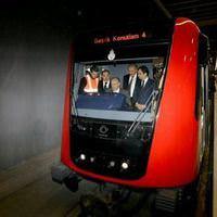 �stanbul'a yeni metro