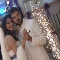 Gaye Turgut Deniz Evin dizi d���n evlilik