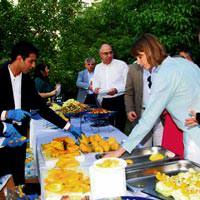 Festivalde özel 'mango' tadıldı