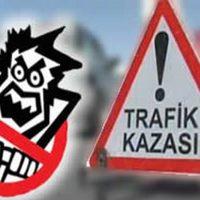 Manavgat'ta trafik kazas�: 1 �l�