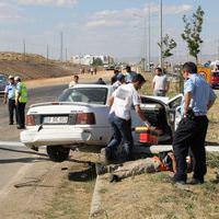 Afyonkarahisar'da trafik kazas�: 1 �l�