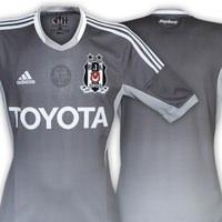 İşte Beşiktaşın yeni gri forması