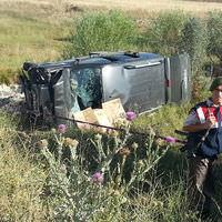 �ank�r�'da trafik kazas�: 3 �l�, 2 yaral�