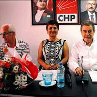 CHP IzmIr'de aday aday� bollu�u