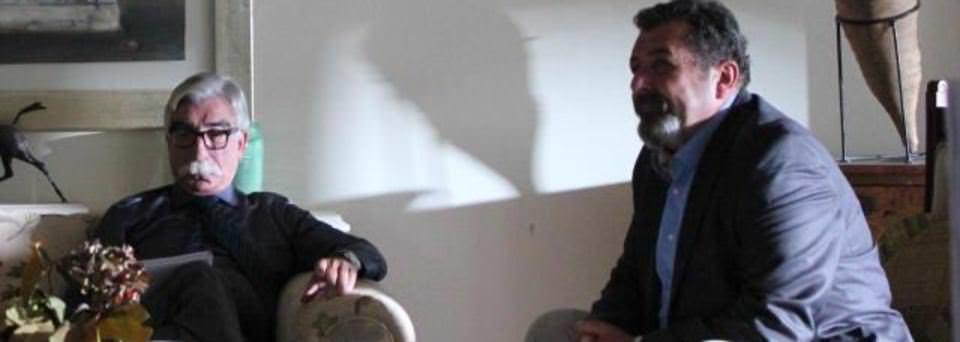 Şevkat Yerimdar filmine iki usta oyuncu