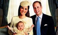 Kraliyeti değiştiren bebek