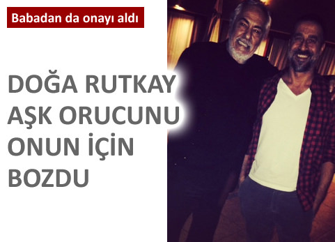 Do�a Rutkay'dan ilan-� a�k