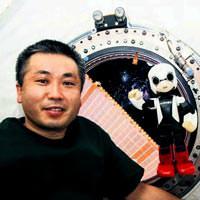 Uzayda Kirobo ile Noel muhabbeti!..
