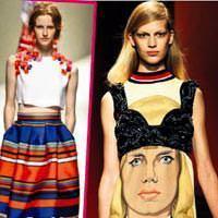 Podyumlardan 2014 moda haberleri