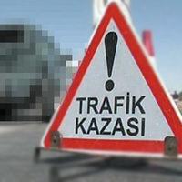Zonguldak'ta trafik kazas�: 1 �l�