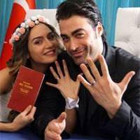 Sarp Levendoğlu ile Birce Akalay evlendi mi?