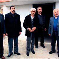Yezidi muhtara gurbetçi yakınlarından destek