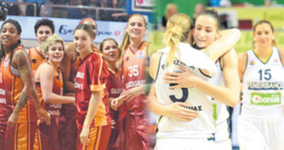 Avrupa'nın zirvesinde Türk finali